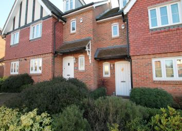 Thumbnail 4 bed town house to rent in York Road, Woking, Surrey