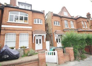 Thumbnail 3 bed maisonette to rent in Esmond Road, London