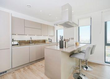 18 Williamsburg Plaza, London E14. 3 bed flat