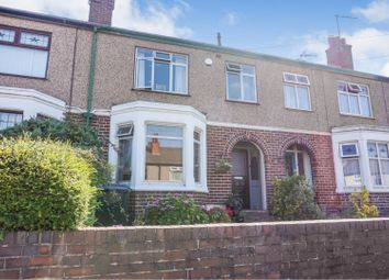 Thumbnail 3 bed terraced house for sale in Oldfield Road, Coventry
