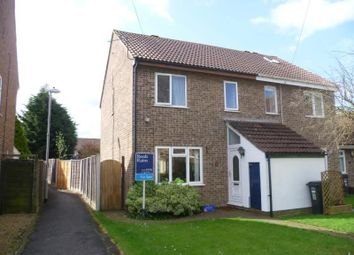 Thumbnail 3 bedroom semi-detached house to rent in Blackthorn Square, Clevedon
