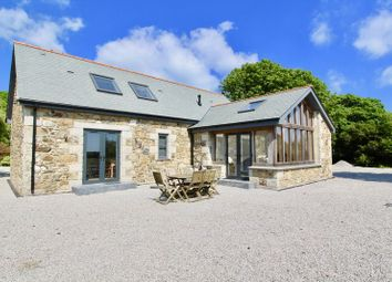 Thumbnail 3 bed detached house for sale in Pednavounder, Coverack, Helston
