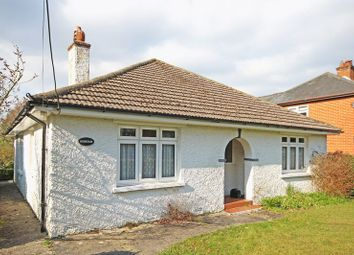 Thumbnail 3 bed bungalow to rent in Church Lane, Sway, Lymington