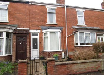 Thumbnail 2 bed terraced house for sale in Tennyson Street, Gainsborough