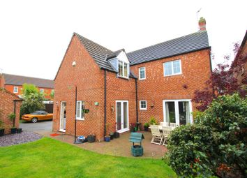 Thumbnail 4 bed detached house for sale in Murphy Drive, Bagworth, Coalville