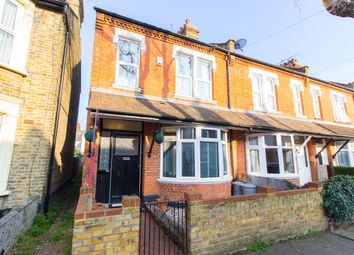 Thumbnail 3 bedroom end terrace house for sale in Oban Road, Southend-On-Sea