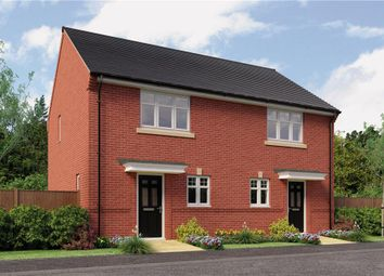 "Thumbnail 2 bed semi-detached house for sale in ""Rydal"" at Rykneld Road, Littleover, Derby"