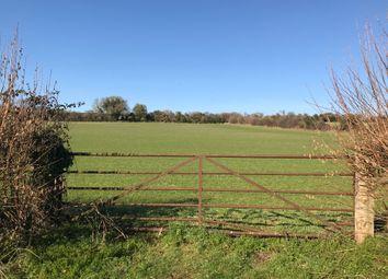 Thumbnail Land for sale in Hensting Lane, Winchester