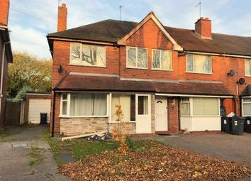 Thumbnail 3 bed semi-detached house to rent in Grindleford Road, Great Barr, Birmingham