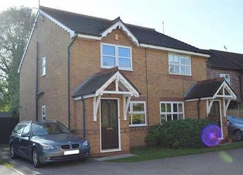 Thumbnail 2 bed semi-detached house to rent in Ashwood Court, Hoole, Chester