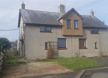 Thumbnail 3 bed semi-detached house for sale in Lambton Avenue, Lowick, Berwick-Upon-Tweed