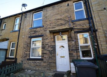 Thumbnail 1 bed terraced house for sale in Ley Fleaks Road, Idle, Bradford