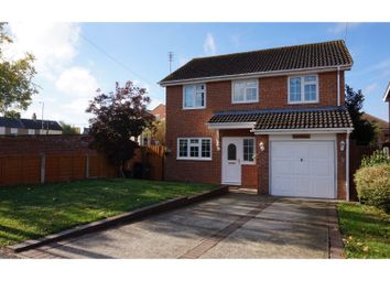 Thumbnail 4 bed detached house for sale in Marlborough Road, Braintree