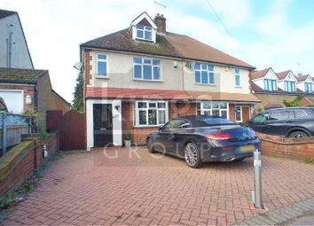 3 bed semi-detached house for sale in Pecks Hill, Nazeing, Waltham Abbey EN9