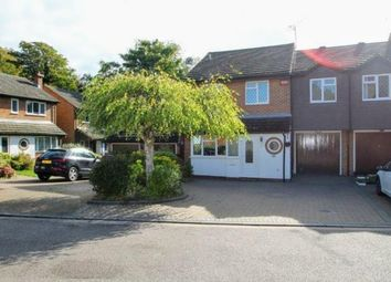 Thumbnail 4 bedroom semi-detached house for sale in Sedcombe Close, Sidcup