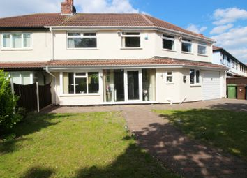 4 Bedrooms Semi-detached house for sale in Davenham Road, Liverpool, Merseyside L37