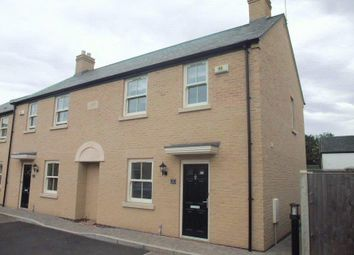 Thumbnail 3 bed end terrace house to rent in Tannery Mews, St. Ives, Huntingdon
