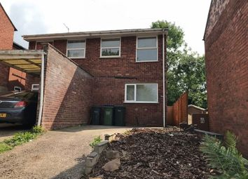 Thumbnail 3 bed semi-detached house for sale in Church Road, Bearwood, Smethwick