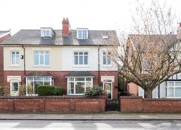 Thumbnail 4 bed terraced house for sale in Axholme Road, Doncaster