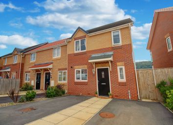 3 bed end terrace house for sale in Blueberry Way, Scarborough YO12