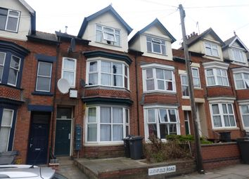 Thumbnail 1 bed flat to rent in Ashleigh Court, Ashleigh Road, Glenfield, Leicester