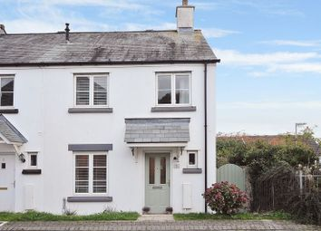 Thumbnail 3 bed end terrace house for sale in Campion Close, Pillmere, Saltash