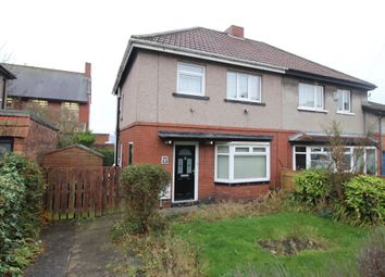 3 bed semi-detached house for sale in Benwell Grange Avenue, Benwell, Newcastle Upon Tyne NE15