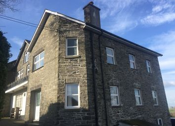 Thumbnail 3 bed end terrace house to rent in Cilcennin, Aberaeron