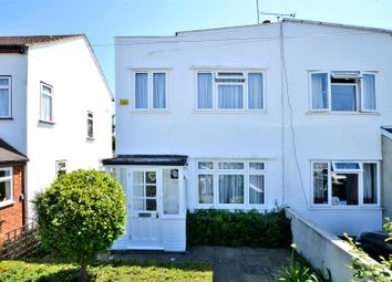 Thumbnail 2 bed semi-detached house for sale in Molesey Avenue, West Molesey