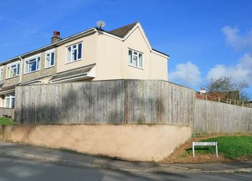Thumbnail 5 bed semi-detached house for sale in Market Close, Bampton, Tiverton