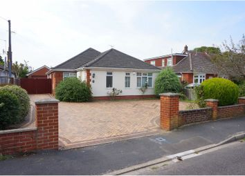 Thumbnail 3 bed detached bungalow for sale in Seymour Road, Ringwood