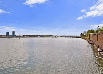 Thumbnail 2 bed flat for sale in Upnor Road, Lower Upnor, Rochester, Kent