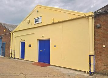 Thumbnail Light industrial for sale in Unit 92 Imperial Trading Estate, Lambs Lane North, Rainham, Essex