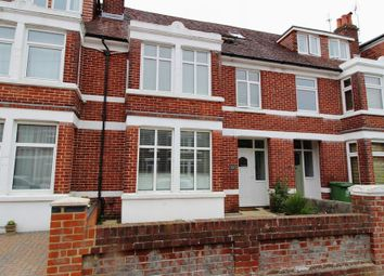 Thumbnail 4 bed terraced house for sale in Mansvid Avenue, Drayton, Portsmouth