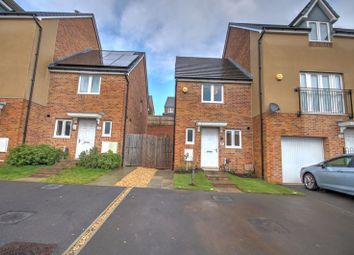 2 bed end terrace house for sale in Elgar Avenue, Newport NP19