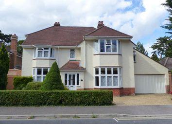 Thumbnail 4 bedroom detached house for sale in Wallis Road, Basingstoke