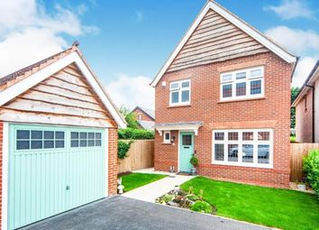 Thumbnail 3 bedroom detached house for sale in Wentwood Crescent, Leyland