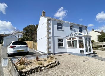 Forth Vean, Godolphin Cross, Helston TR13. 4 bed detached house for sale