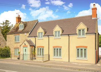 Thumbnail 5 bed detached house to rent in Main Road, Stanton Harcourt