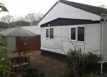 Thumbnail 1 bed bungalow to rent in Heathervale Way, New Haw, Addlestone