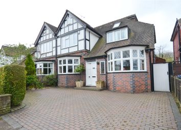 6 bed semi-detached house for sale in Grove Road, Kings Heath, Birmingham, West Midlands B14