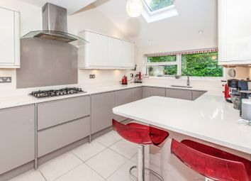Thumbnail 3 bed end terrace house to rent in The Willows, Weybridge