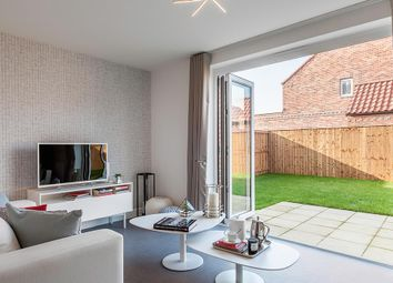 "Thumbnail 4 bed end terrace house for sale in ""The Tonbridge"" at Glasgow Road, Denny"