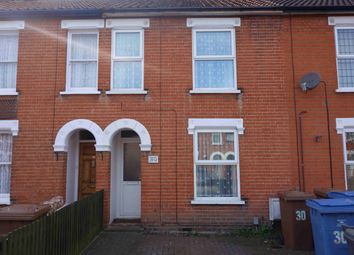 Thumbnail 2 bed terraced house to rent in Kemball Street, Ipswich, Suffolk
