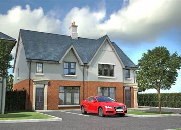 Thumbnail 4 bedroom semi-detached house for sale in 6, Oakfield Park, Newtownabbey