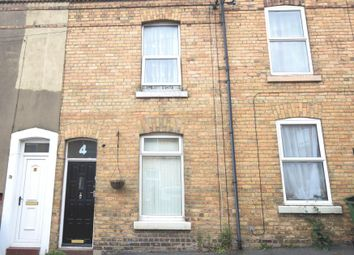 Thumbnail 3 bed terraced house for sale in Stanley Street, Scarborough, North Yorkshire
