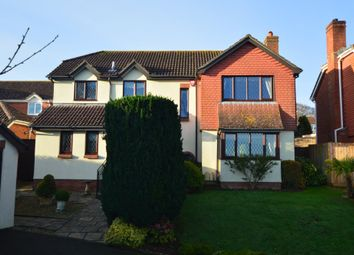 Thumbnail 3 bed detached house for sale in Higher Lincombe Road, Torquay