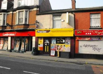 Thumbnail Retail premises for sale in Stand Lane, Radcliffe, Manchester
