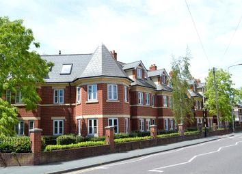 Thumbnail 2 bed flat for sale in Meyrick Crescent, Colchester