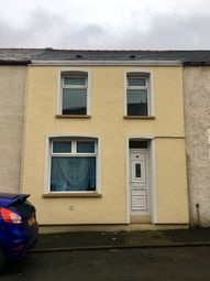Thumbnail 2 bed terraced house for sale in Bishop Street, Abertillery, Gwent